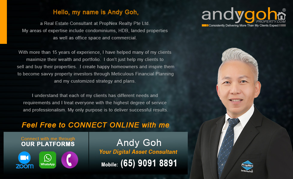 Andy Goh PropNex - About Me